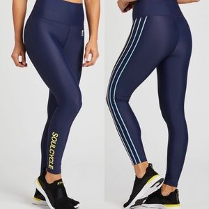 P.E. Nation Soulcycle Incline leggings Size S